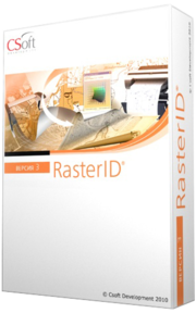 RasterID - сканирование и обработка растровых изображений